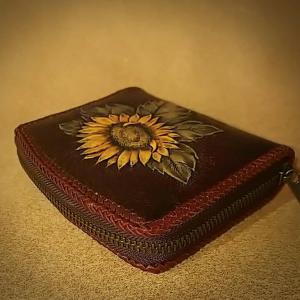 お財布のリメイクです。