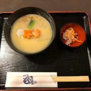紅葉にはちょっと早いけど京都行ってきた② 食べ物編