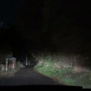 【長野心霊】夜の山道で『変な手』を見た。これは怖い・・・