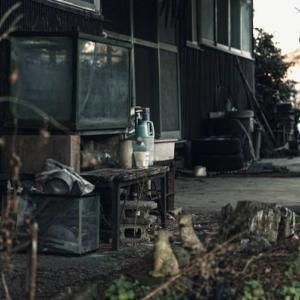 【恐怖】「誰かいる…」夜中、庭でジャリを踏む音が聞こえて・・・