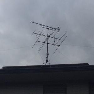 ラジオ(FMの受信が何だか不安定、、、)
