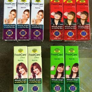 ロールオンminyak angin,Bali organicsハンドクリーム発送しました!