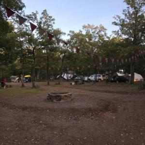 長岡市おぐに森林公園キャンプ場③