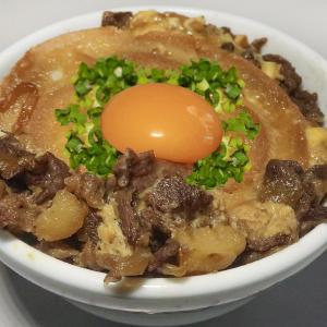 くるま麩丼 ~小さめのお鉢にジャンクな量を詰め込む~