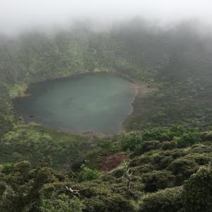 韓国岳(霧島山) -2020-8-12