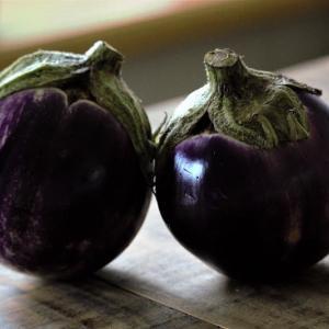 紫色の憎いやつ