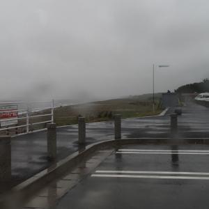 台風14号接近中なので、うみ〜〜😱