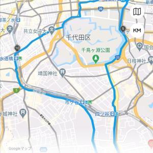東京駅サイクリング