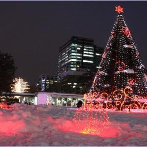 2016 12月の札幌大通り公園