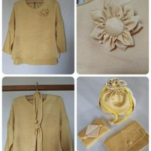 黄色の着物から、、、