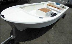 インフレータブルボートトレーラブル化!3 エボシ305