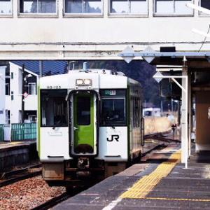 終点駅テツ(267)前谷地駅-宮城県