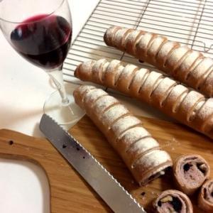 講師お勧めのパンは、子供も喜ぶ『赤ワインパン』