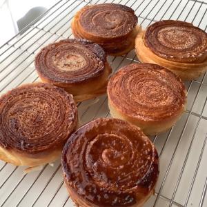 フリークラスの新メニューは、短時間で作れるデニッシュパン