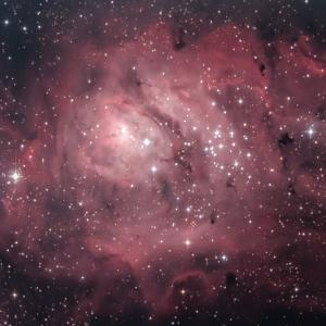 M8干潟星雲の再処理