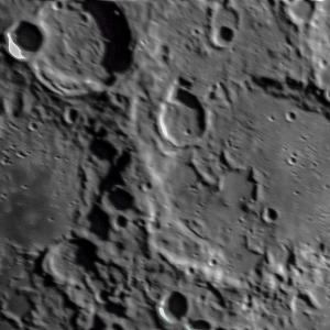 月面撮影 プールバッハ
