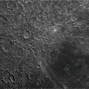 月面撮影練習