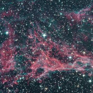 名無しの網状星雲