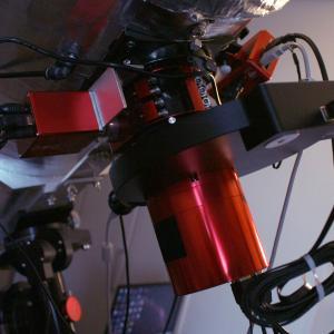 ASI6200MM PROを30CM砲に取り付けてみた