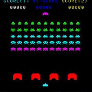 【スペースインベーダー】ゲーマーはみなゲームセンターあらし!