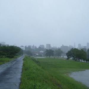 大雨と地震で被害がでたら、・・・・