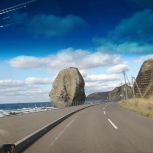 北海道積丹半島【縄文遺跡】ストーンサークル