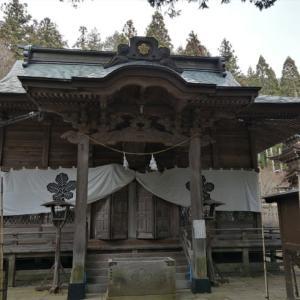 長野県【新海神社】君の名は