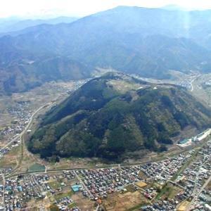 長野県 皆神山ピラミッド