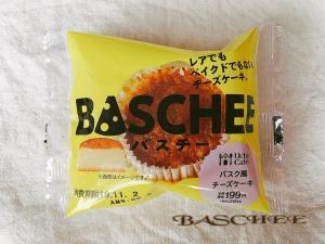 ローソン バスチー(税込215円)食べました!