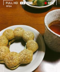 ポン・デ 宇治抹茶