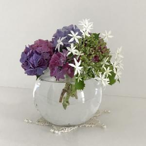 紫陽花だま