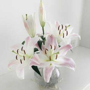 旬の花、ゆり