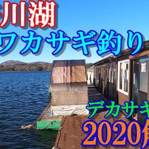 小野川湖ワカサギ釣り解禁!【11月半ば果たして釣果は!?】