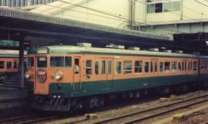 115系 広島・岡山