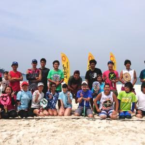 白浜オープンビーチテニス大会