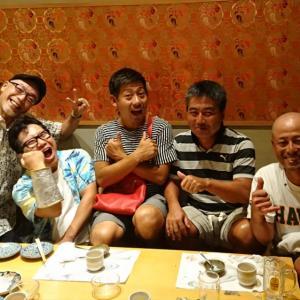 京橋の夜会