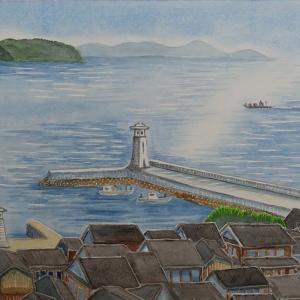 安芸灘とびしま海道を行く