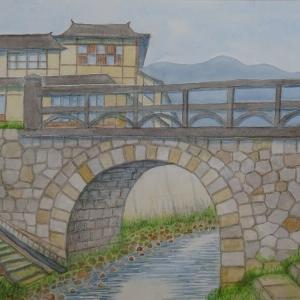 石見銀山遺跡 大森地区【石造りの橋】