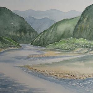 江の川を行く