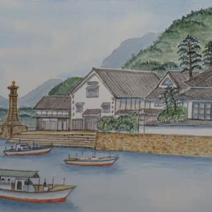 瀬戸内海 鞆の浦(№2)