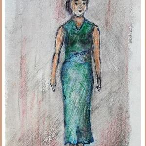 女性  (1909)