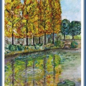 メタセコイヤ(紅葉) (1911)