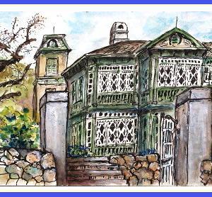 旧ハンター邸宅 (1903)