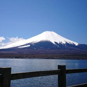 4月19日の富士山