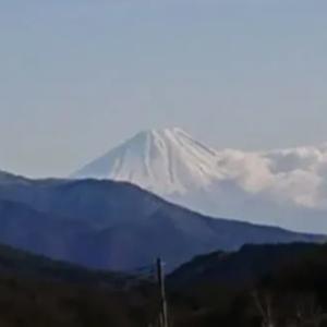 よかった~ 富士山 !