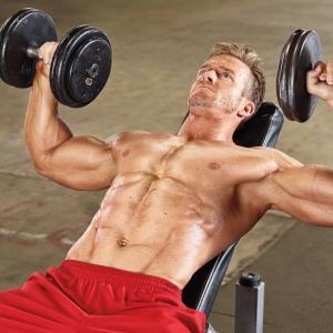 胸筋上部の効率的な鍛え方