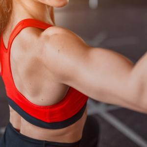 肩の横を鍛える効果とやり方