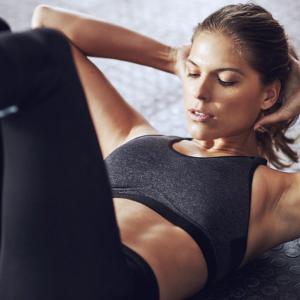 腹筋を割る効果的な鍛え方