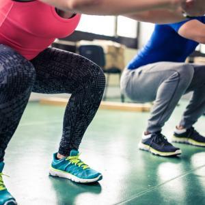 自重で鍛える脚の筋トレ2選