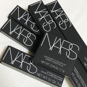 NARS ハイピグメント ロングウエアアイライナー 4本購入